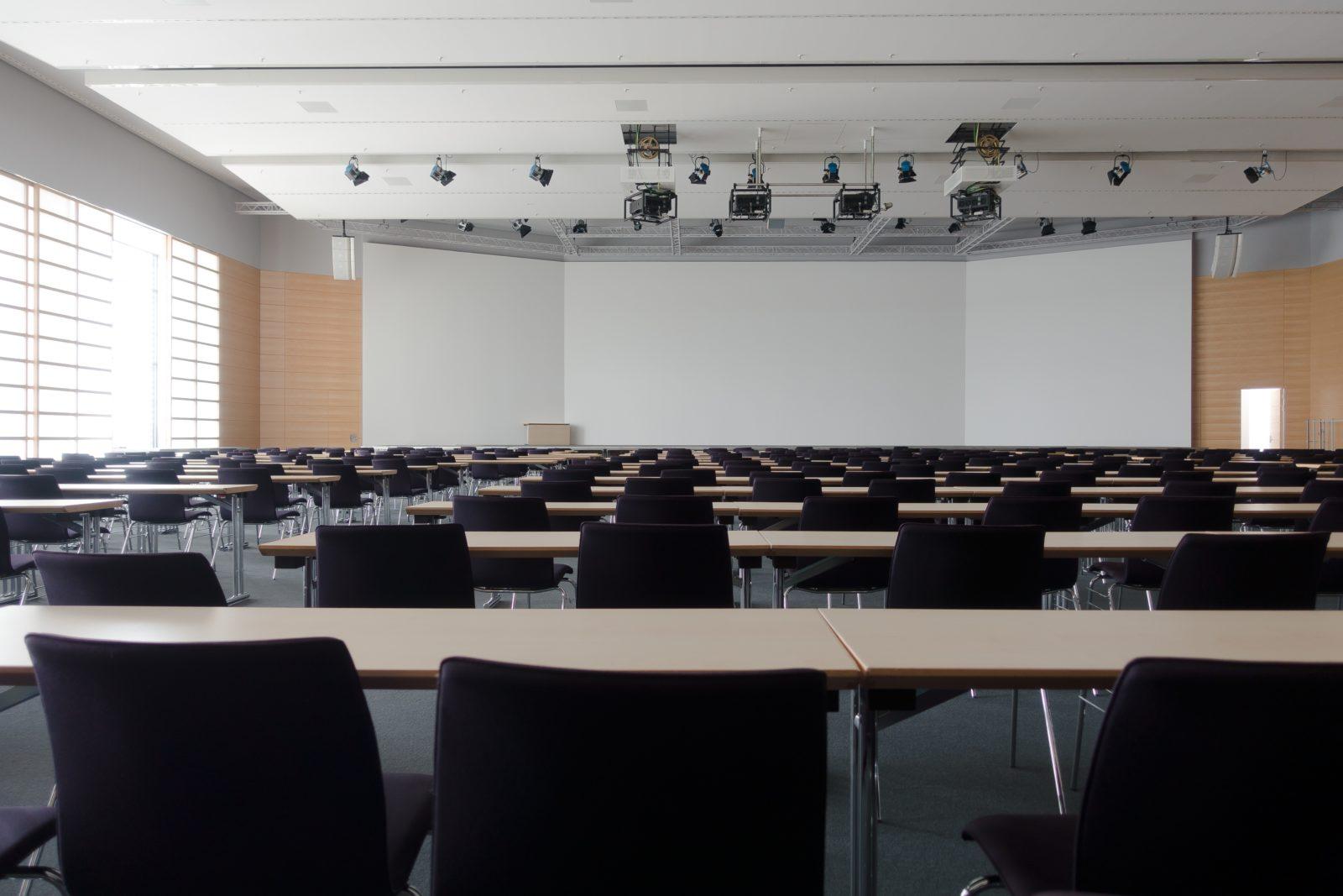 Testing Auditorium